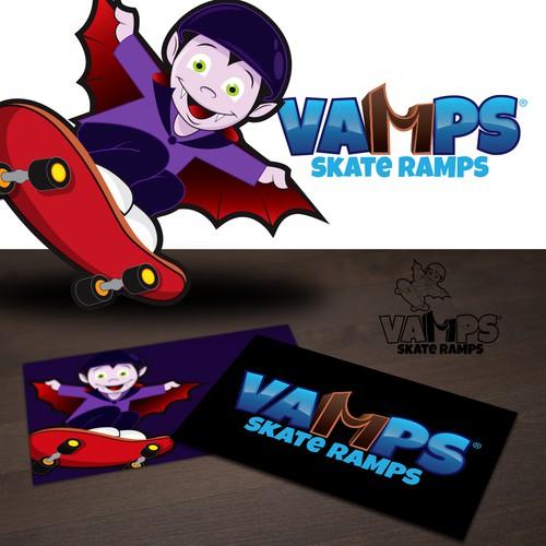 VAMPS SKATE RAMPS