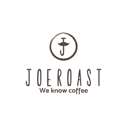 Design a hipster logo for JoeRoast.com