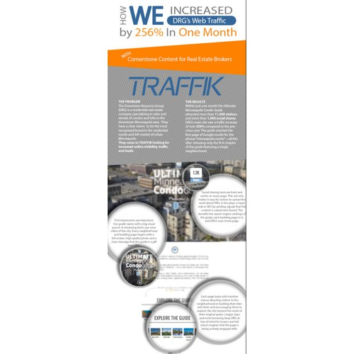 Help Traffik with a Case Study design