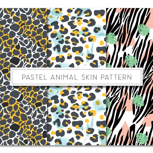 Pattern design illustration