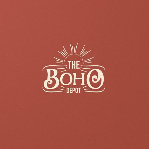 Bohemian Style Brandmark