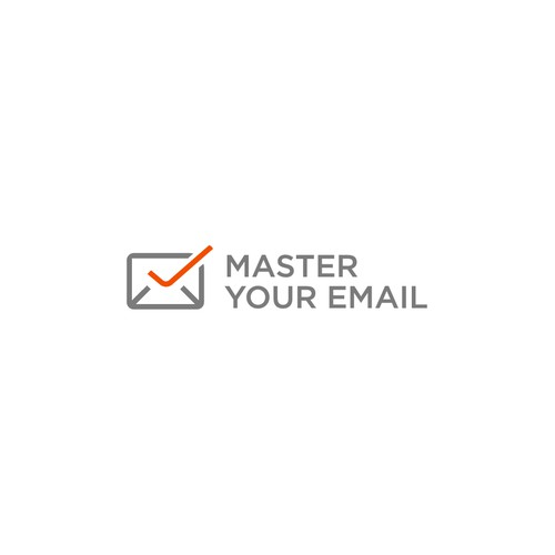 Master Your Email Logo