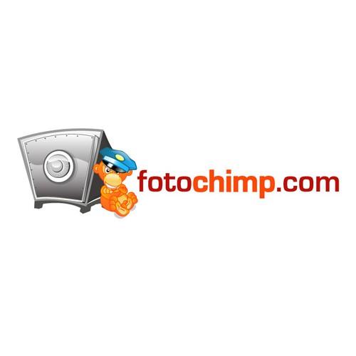 fotochimp.com logo design