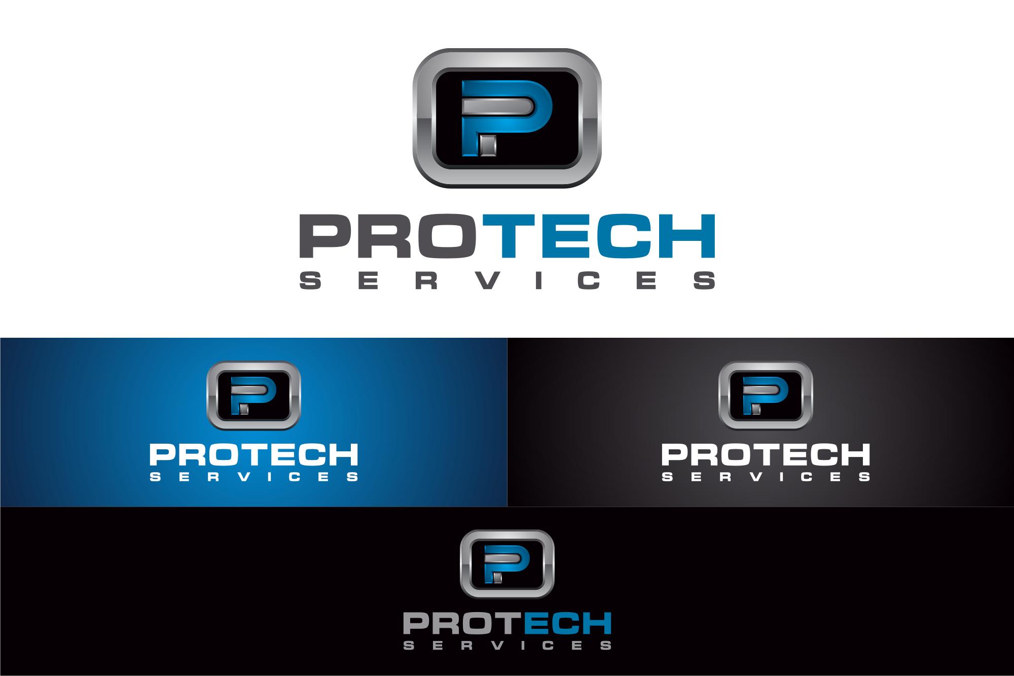 Nouveau projet dans la catégorie logo pour PROTECH Services