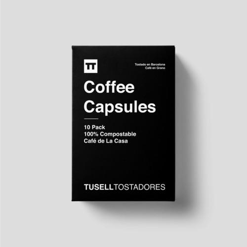 Coffee Capsule Packaging