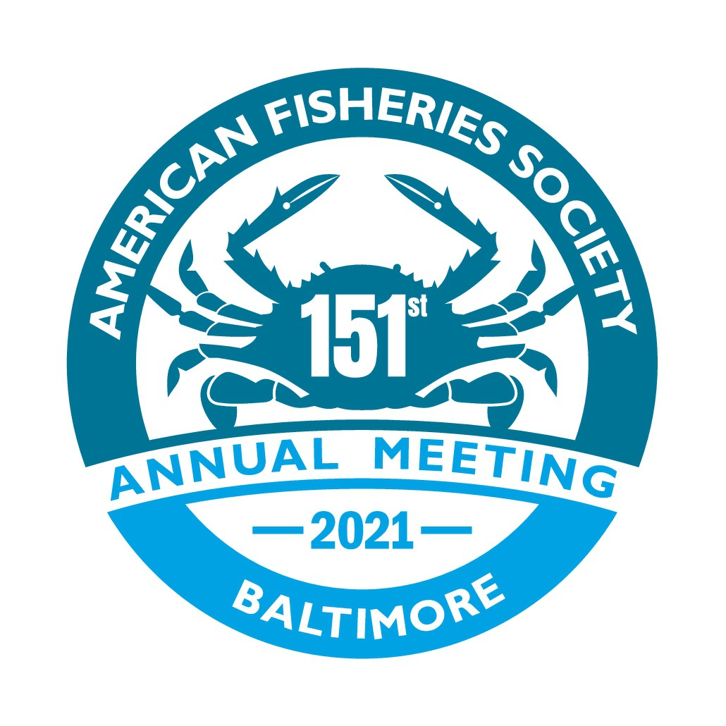 Embroidery version of AFS 151 Annual Meeting logo