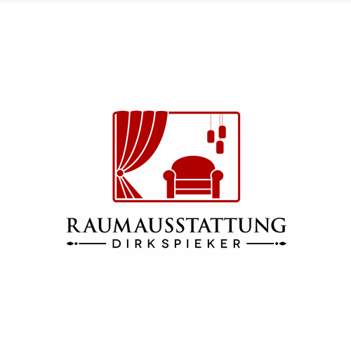 Moderne Exclusive Raumausstattung , Interior Design
