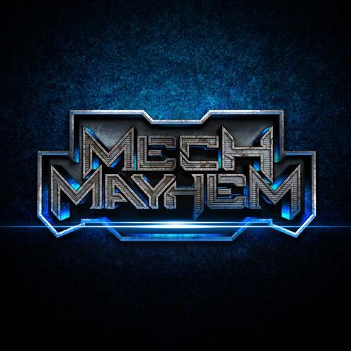 Mech Mayhem Logo