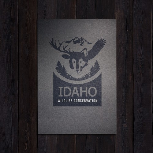 Logo for IDAHO