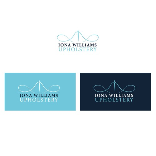 Logo for Iona Williams Upholstery