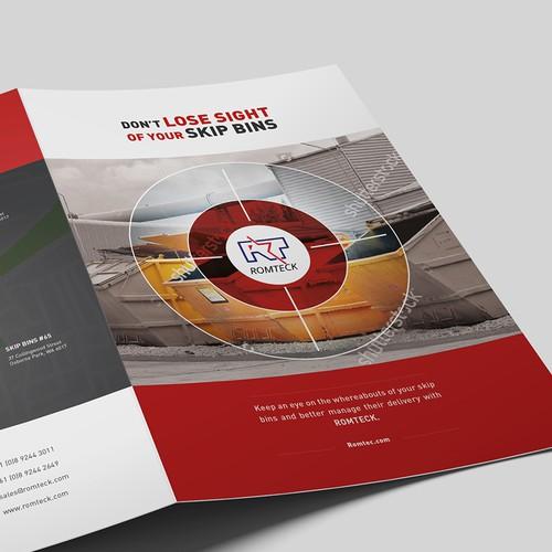Technical Product Brochure Design
