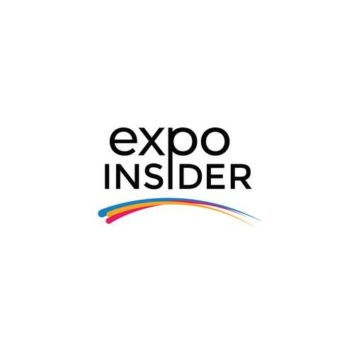 Expo Insider Logo Concept