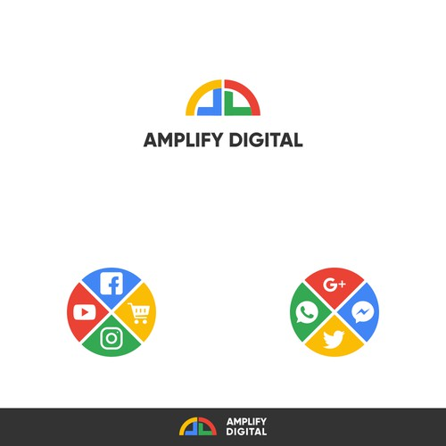 Concept for Amplify Digital