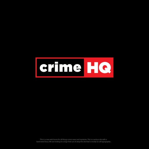 Crime HQ Logo