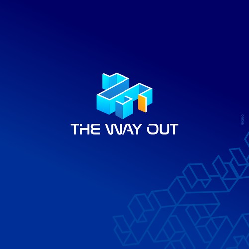 The Way Out - Logo design