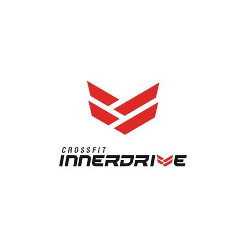 Logo design for Crossfit Innerdrive