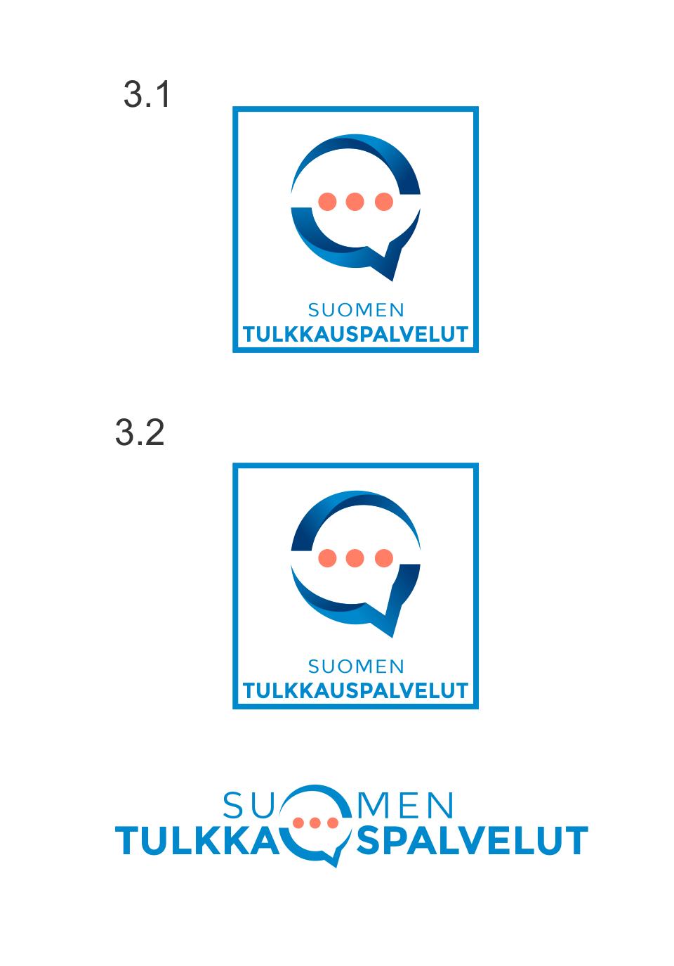 Design a logo for Suomen Tulkkauspalvelut
