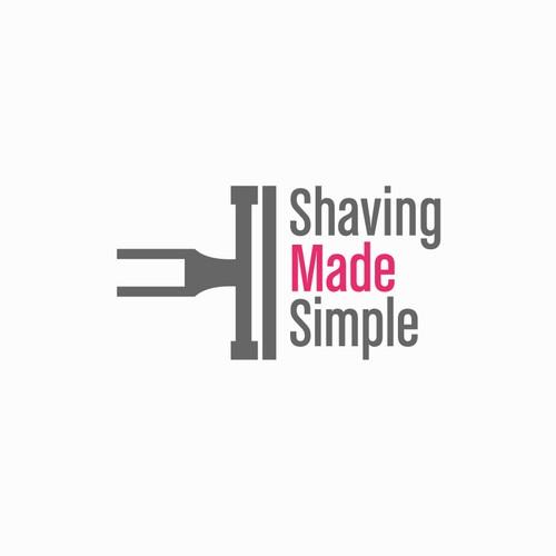 Logo for Shaving Made Simple