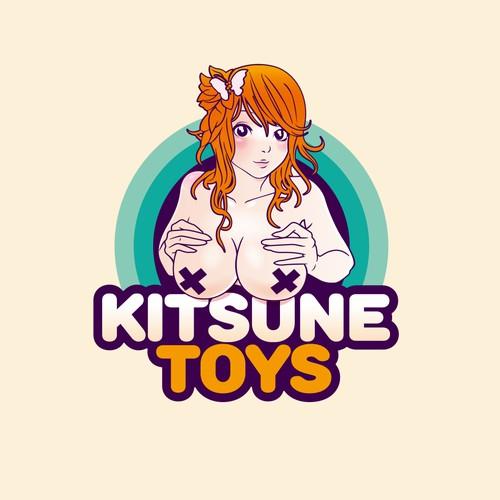 Kitsune toys