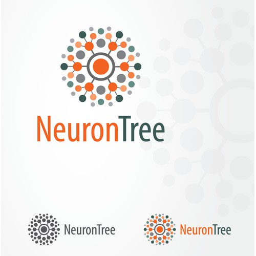 Logo Design for Neuron Tree