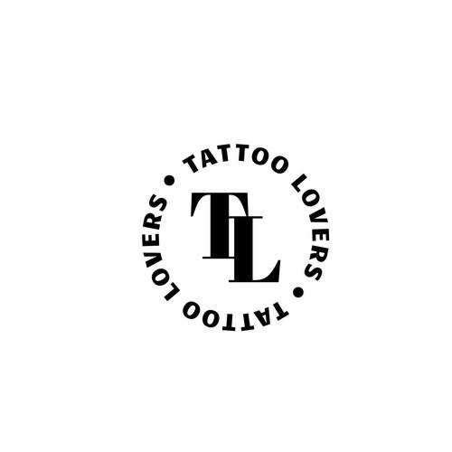 Tatto lovers logo propose