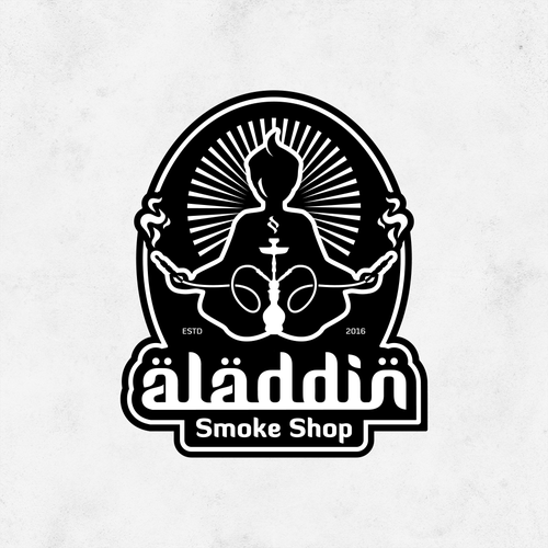 logo design for smoke shope