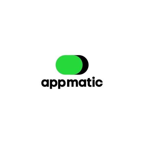 appmatic logo design