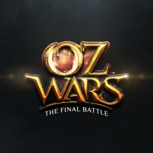 OZ WARS: The Final Battle Game Logo