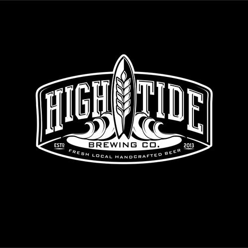Logo for Start up Micro Brew Pub in Coastal North Carolina