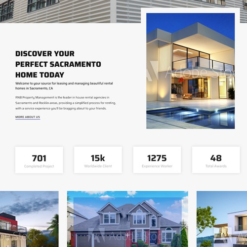 Best Landing Page for Real Estate