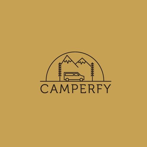 Logo for Camperfy