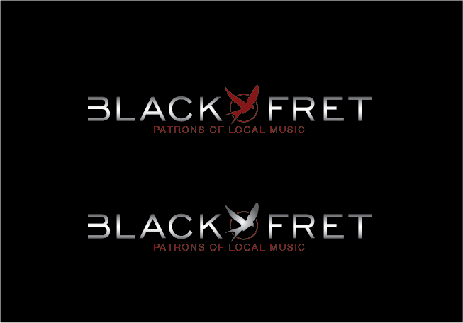 logo for Black Fret