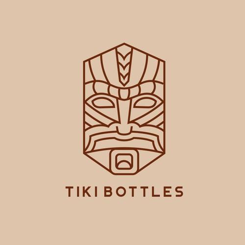 TIKI BOTTLES