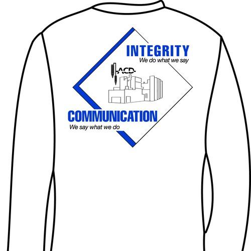Core Values Company Shirt