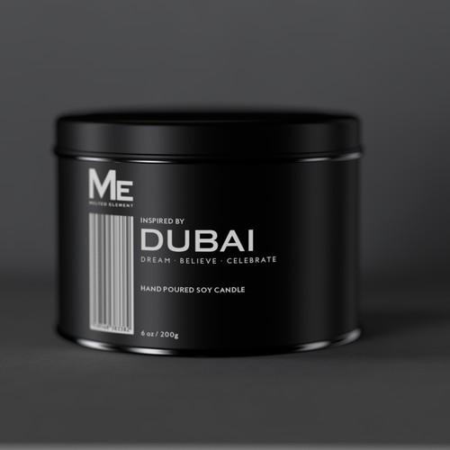 Soy Candle Dubai