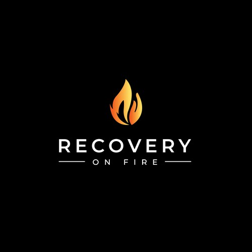 Logo for recovery/health/coaching business