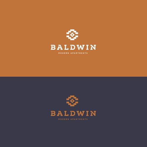 bold logo for a real estate company