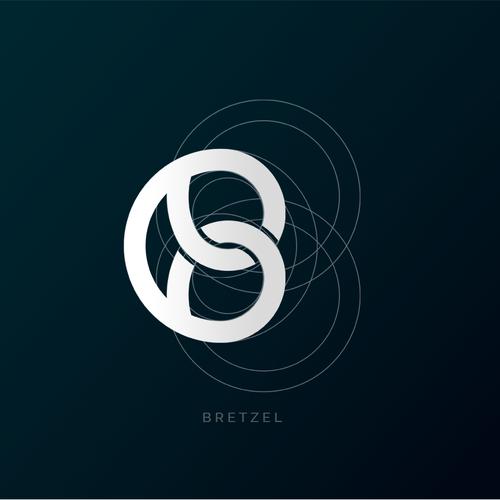 Logo concept for Bretzel.