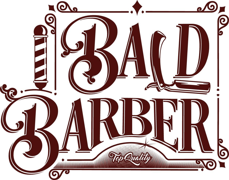Bald Barber logo