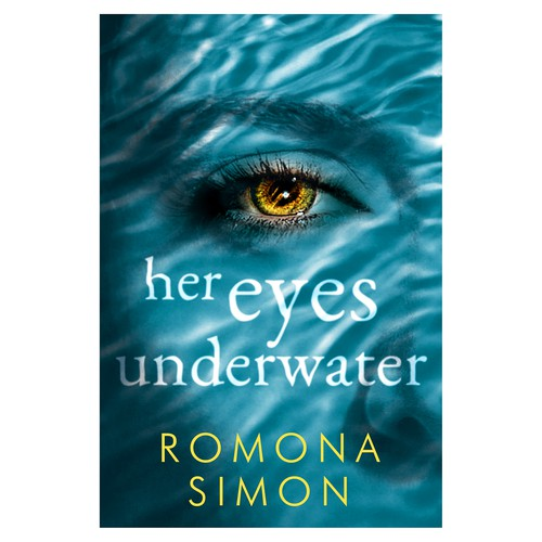 "Book cover for ""Her Eyes Underwater"""