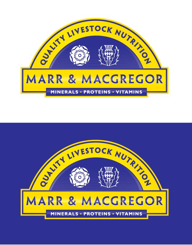 Help Marr & Macgregor update our logo!