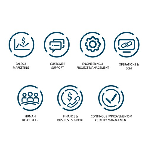 Icons for Intranet