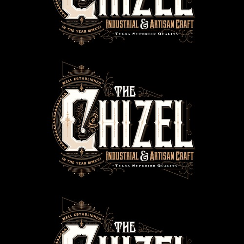 The Chizel - Logo