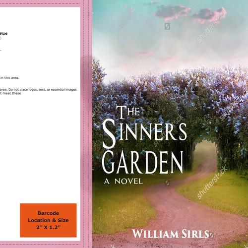 THE SINNERS GARDEN BOOK DESIGN