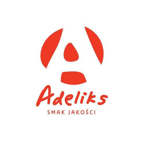 A logo for fast food trucks
