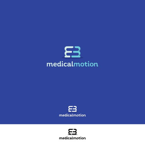 Modern Logo for medicalmotion