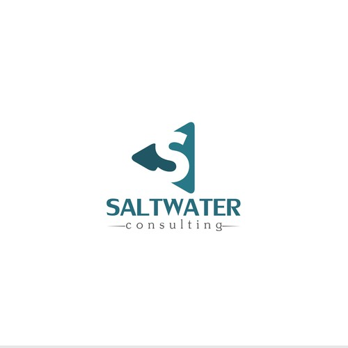 Logo for Saltwater Consulting