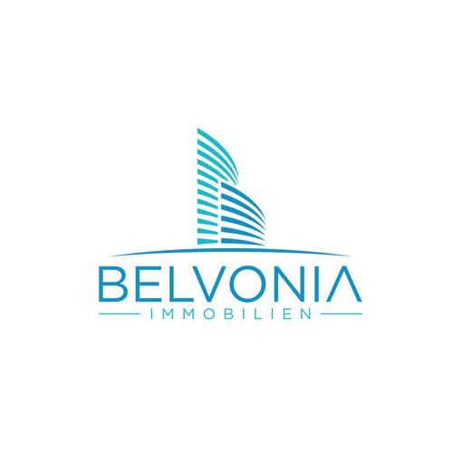 Logo für die belvonia GmbH