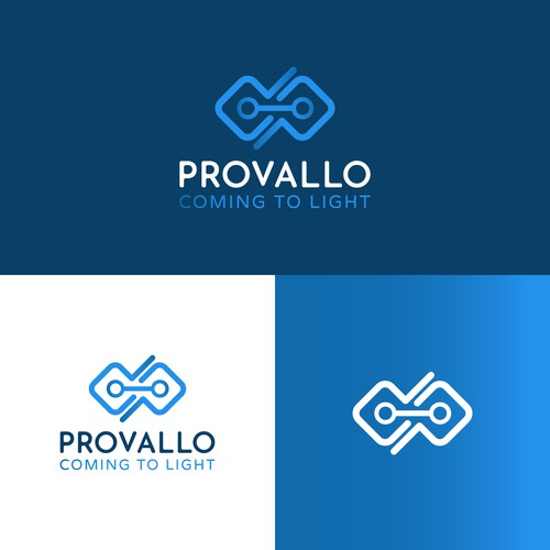 Provallo Logo Design