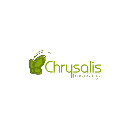 Logo for Chrysalis Studios Inc.